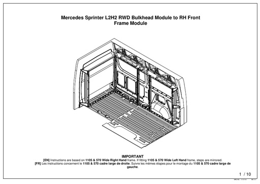Attached Bulkhead Module